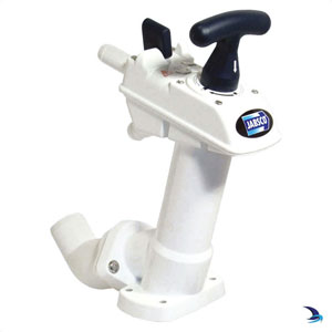 Jabsco - Twist 'n' lock toilet pump assembly